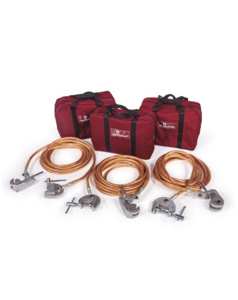 High Voltage Earthing Equipment